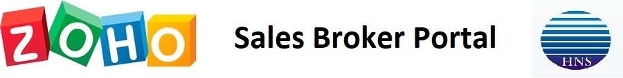 hns zoho - Sales Broker portal - logo