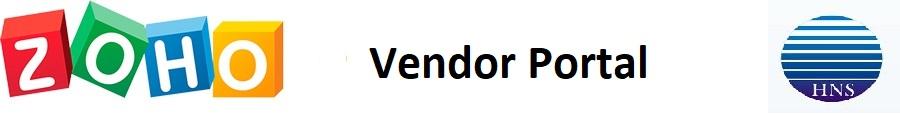 hns zoho - Vendor portal - logo