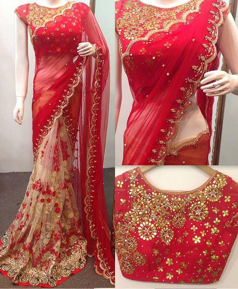 value-added saree